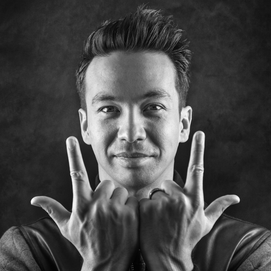 Laidback Luke press photo