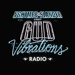 Gud Vibrations Radio Artwork