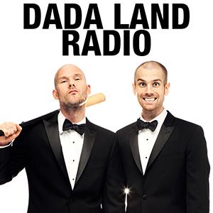 Dada Land Radio Artwork