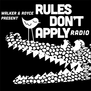 Rules Don't Apply Radio Artwork